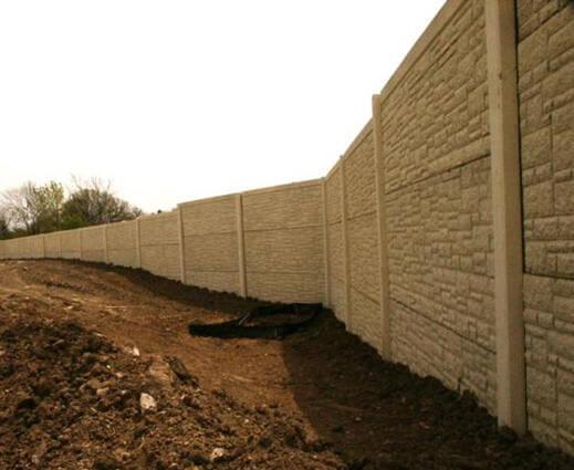 Precast Concrete Wall Systems : Precast concrete construction perimeter screen wall